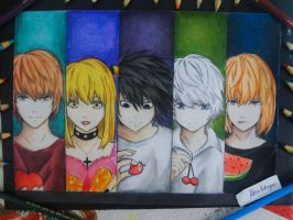 Death Note '' finish '' by AlexiaRodrigues