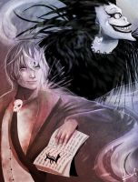 Death Note by sandy8