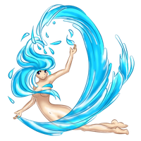 Water Elemental by stacy3601