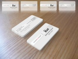 Business Card III by Krzyho