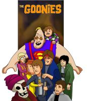 The Goonies by ChristopherDenney