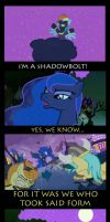 Luna and the Shadowbolt by Babileilei