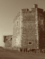Blackness Castle Duo Toned by sicklittlemonkey