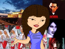 XS:July:Hey ,I am a romanian ,I'm not a vampire!!! by pispispis
