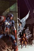 AVENGERS 29 by Summerset