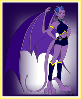 Nightshade Timm by DragonsLover1