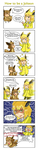 How to Be a Jolteon by KawaiiOverdose