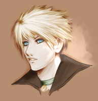 Tales Of The Abyss : Guy Cecil by Meishali