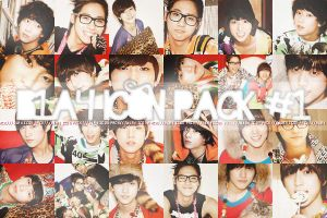 B1A4  Icon pack 1 by anime1991