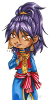 Commission: Prince Soma by Ranefea