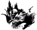 Dark Tower decal by Joanna-Estep