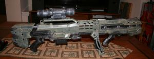 Nerf LongShot Custom Complete by JohnsonArms