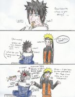 Au Naruto's good side? by UchihaClanRock