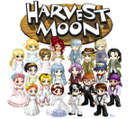 Simply Harvest Moon - Wedding by love-Ani