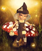 Pixie Dust by RavenMoonDesigns