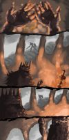 The Lord of Cinder by Kuromajinten