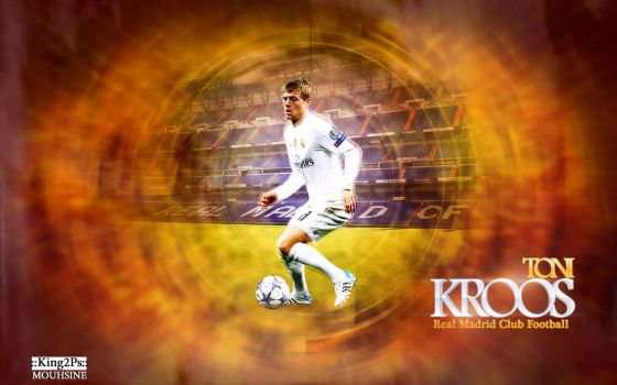 Kroos Allemand Real by King2Ps