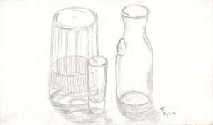 Three Glass Objects by tk023