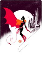 Batgirl the Batwoman by mikemaihack