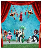 Cirque du Fantaisie by Fantasy-Fellowship
