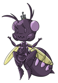 Insect Queen by TheBrave
