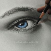 drawing realism by TakNegareha