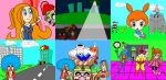 Wario Ware Tooned 6 Preview 1 by Behonkiss