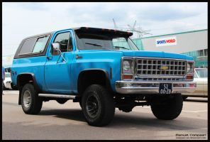 1977 Chevy K5 Blazer by compaan-art