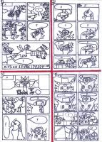 PMDE Mission 1 extra drafts pages 1,2,3 and 4 by augustelos