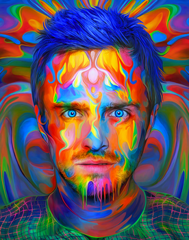 Jesse Pinkman - Breaking Bad by NickyBarkla