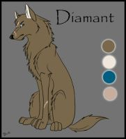 Diamant Sheet by VitaniFox85