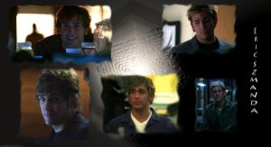 Eric Szmanda Background by VictoriaWatson