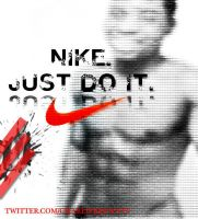 My Nike Ad by CBrownDESIGNS