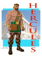 HAS: HERCULES by Jerome-K-Moore