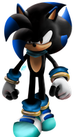 .:Edit:. Bruno The Hedgehog by AnaMariaTheHedgehog