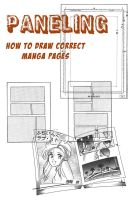 Manga Tips 3 :: Paneling by WickedJuti