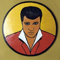 Elvis icon by gibsart