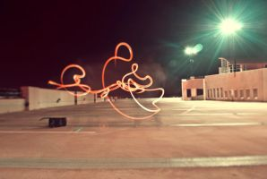 Light Graffiti by Staticpictures