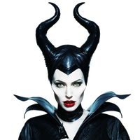 Maleficent PNG by GirlwithkissableLips
