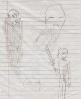 Nether Creatures by faithinthemusic
