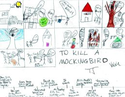 to kill a mockingbird thing by valerie2776