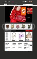 Handbags Webdesign by WiCkeD-ShaD0W