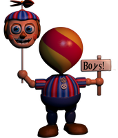 Boy Balloon by IcyFlameCloudThe2nd