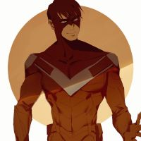 Nightwing12 by LKiKAi