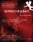 Romeo+Juliet: The Poster by xloganx