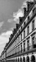 Paris Street by thegreatmisto