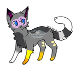 Unnamed cat adopt - 20 PTS - OPEN by GARRlSON