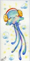 Jellyfish by yuki-the-vampire