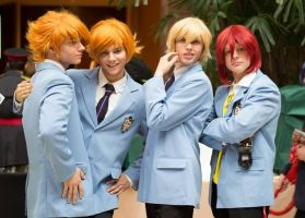 Smile for the Camera! by OotoriGroupCosplay