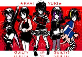 Kaai Yuki - Guilty by Kheetza